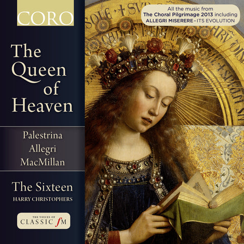 The Queen of Heaven. Album by The Sixteen