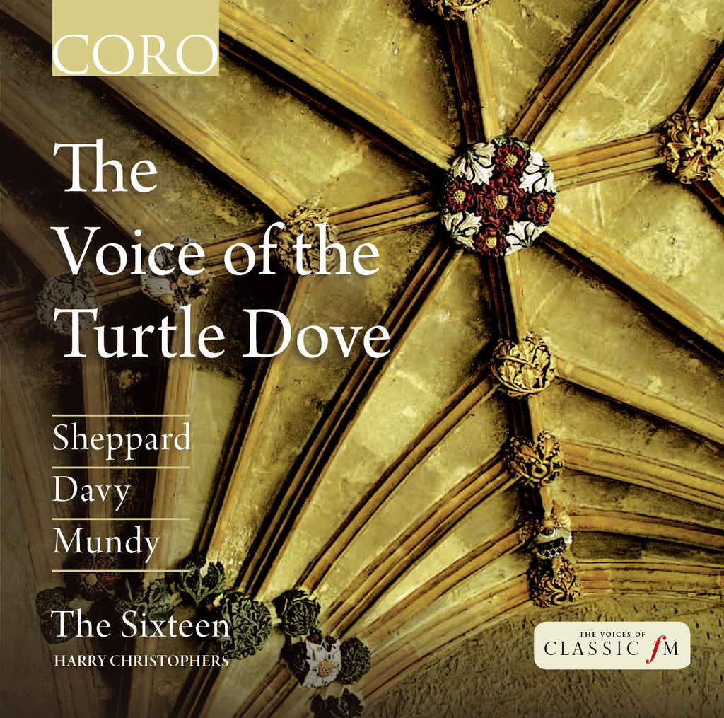 The Voice of the Turtle Dove. Album by The Sixteen