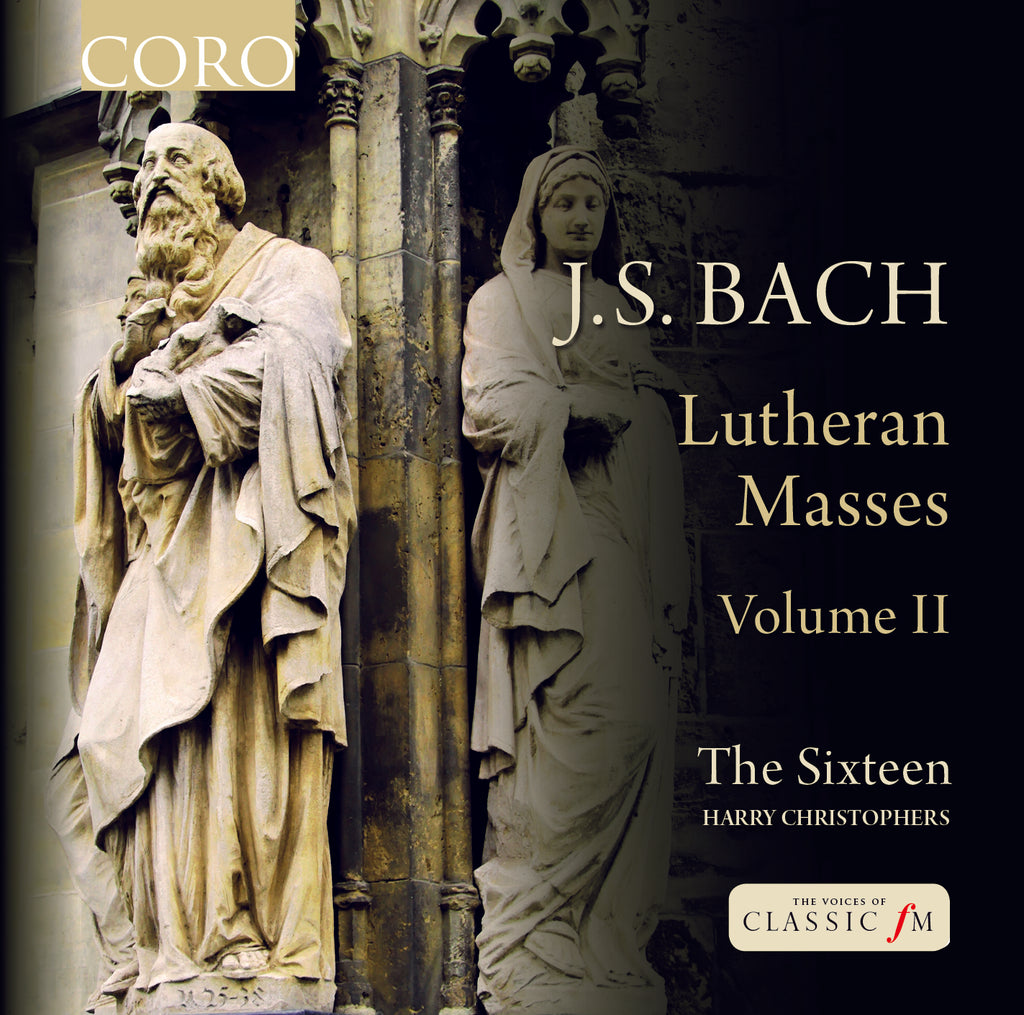 J.S. Bach: Lutheran Masses Volume II. Album by The Sixteen
