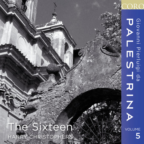 Palestrina Volume 5. Album by The Sixteen