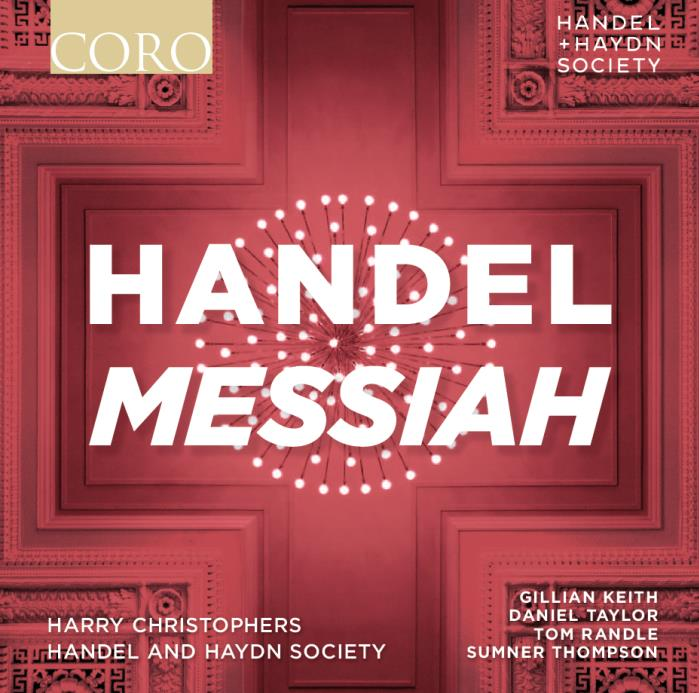 Handel: Messiah. Album by the Handel and Haydn Society