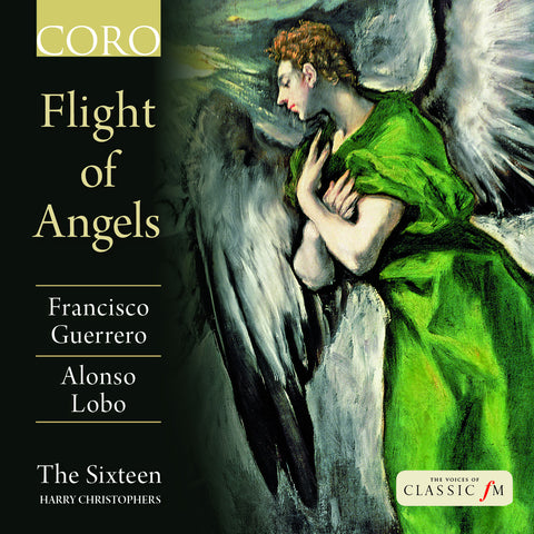 Flight of Angels. Album by The Sixteen