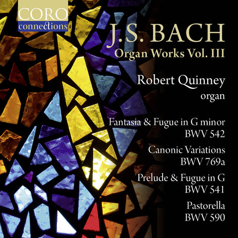 J.S. Bach: Organ Works Vol. III