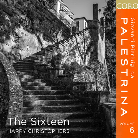 Palestrina Volume 6. Album by The Sixteen