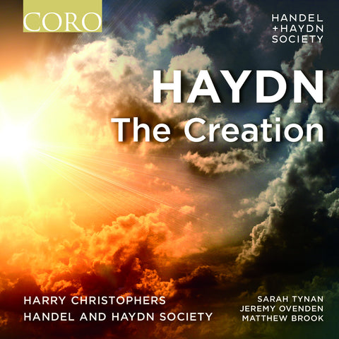 Haydn: The Creation. Album by the Handel and Haydn Society
