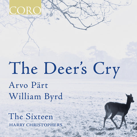 The Deer's Cry. Album by The Sixteen