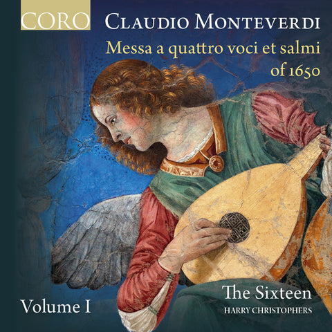 Monteverdi: Messa a quattro voci et salmi of 1650 Volume I. Album by The Sixteen