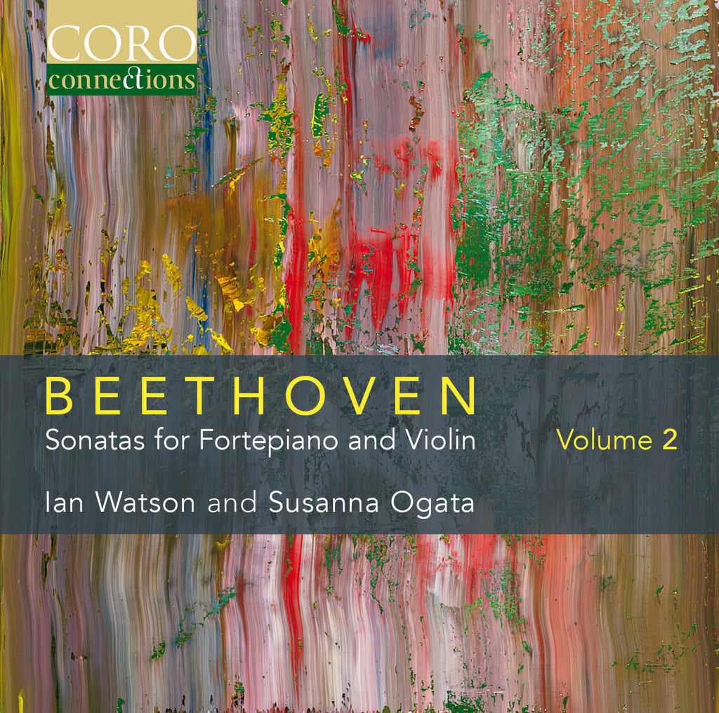 Beethoven: Sonatas For Fortepiano and Violin Volume 2. Album by Ian Watson and Susanna Ogata