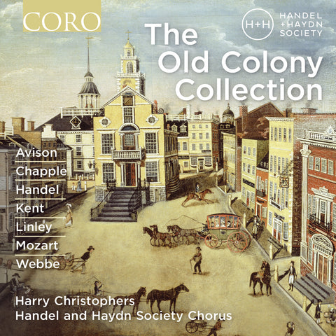 The Old Colony Collection. Album by the Handel and Haydn Society