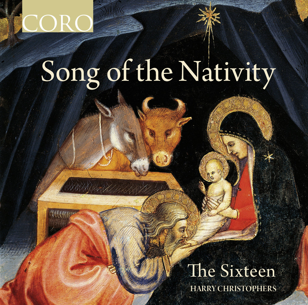 Song of the Nativity. Album by The Sixteen