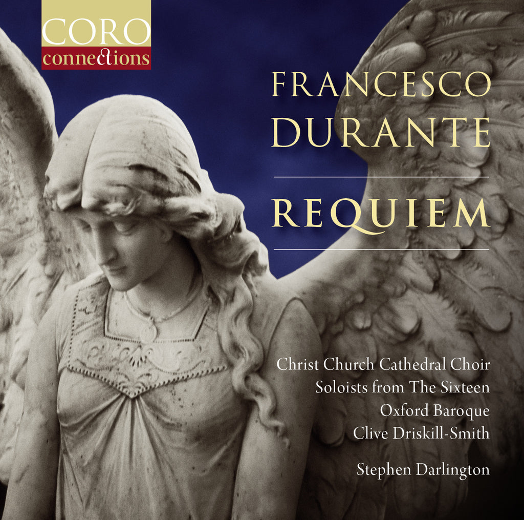 Francesco Durante: Requiem. Album by Christ Church Cathedral Choir