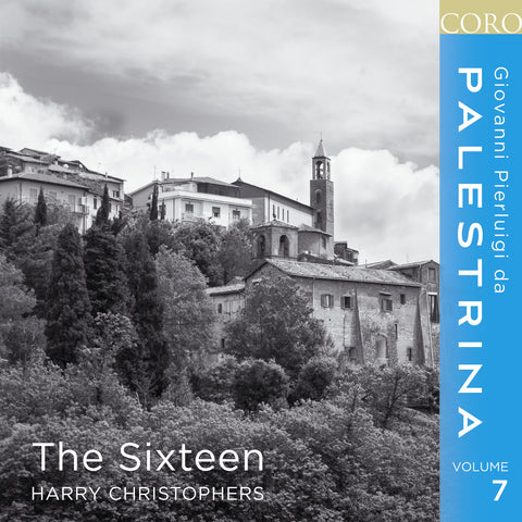 Palestrina Volume 7. Album by The Sixteen