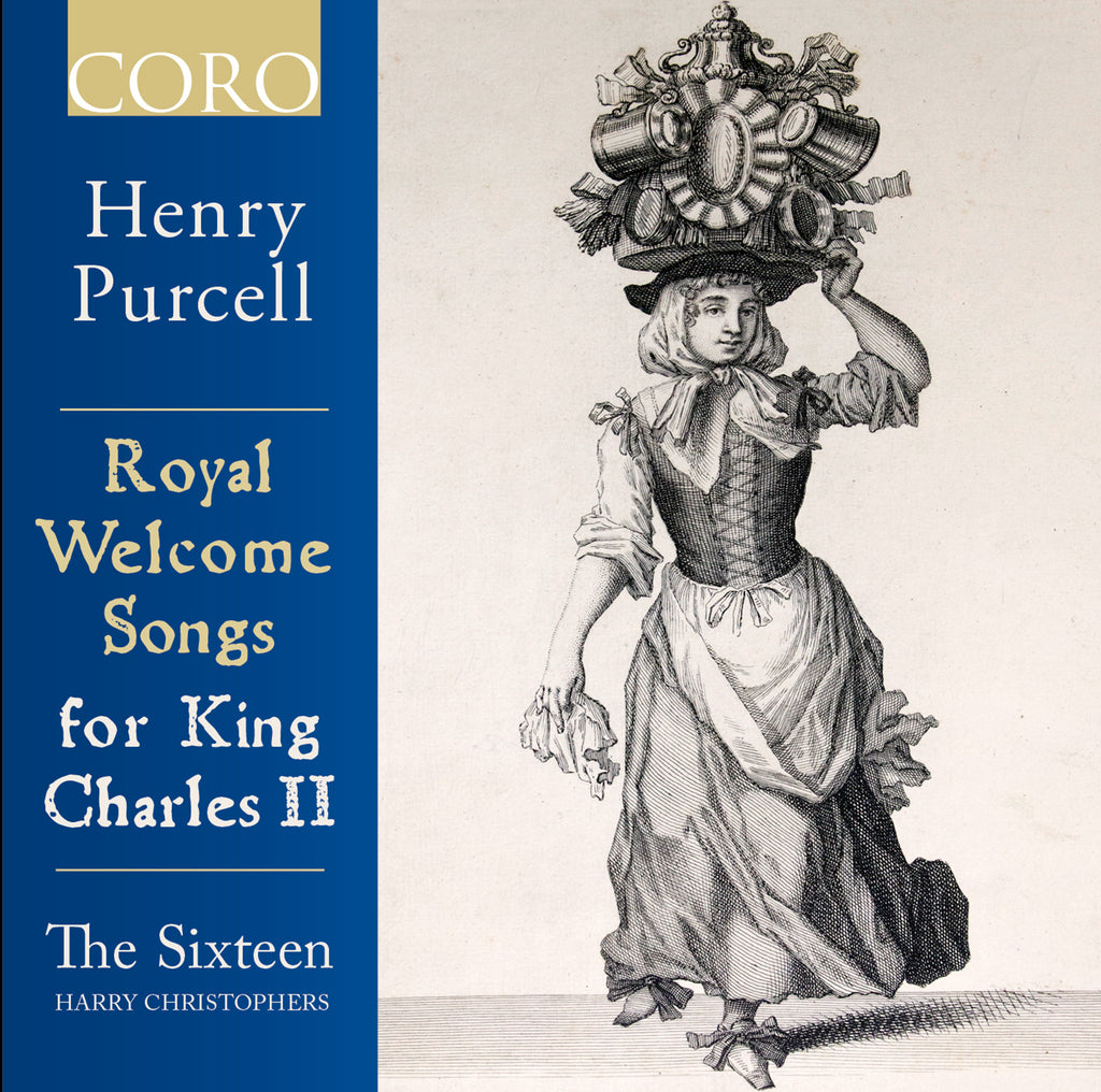 Purcell: Royal Welcome Songs for King Charles II