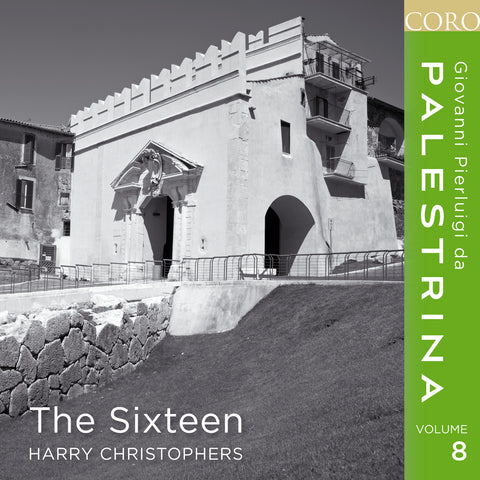 Palestrina Volume 8. Album by The Sixteen