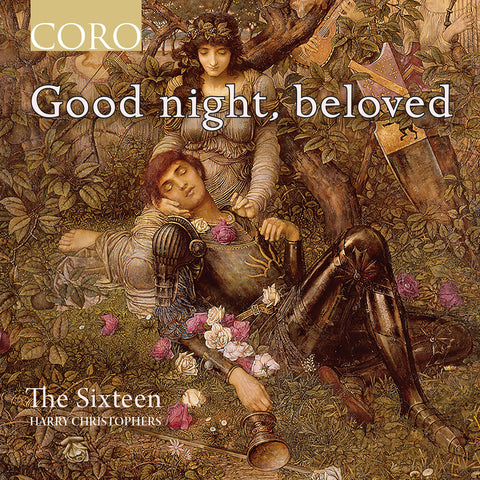 Good night, beloved. Album by The Sixteen