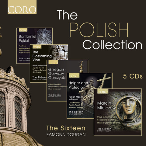 The Polish Collection. Album by The Sixteen