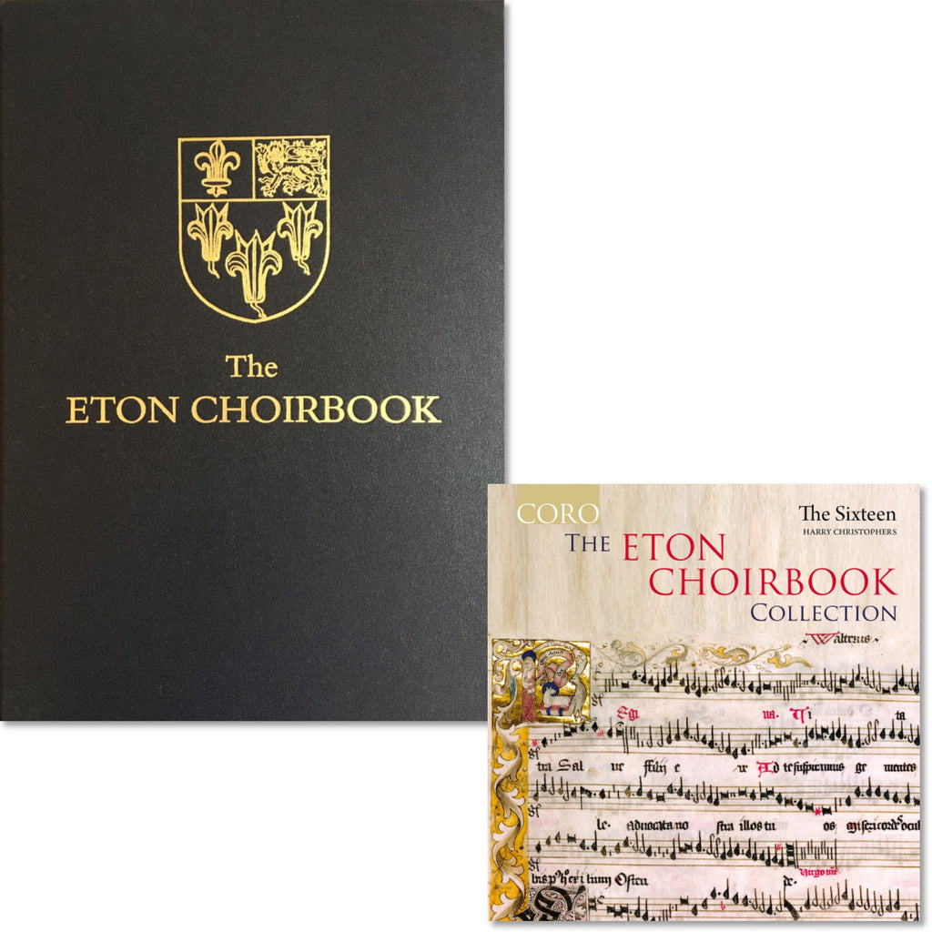 Eton Choirbook Facsimile & Boxed-Set Exclusive