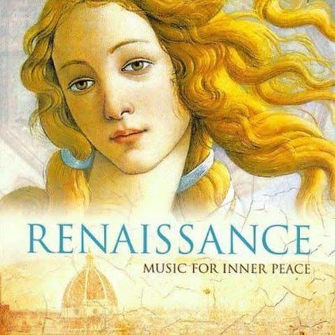 Renaissance: Music for Inner Peace. Album by The Sixteen