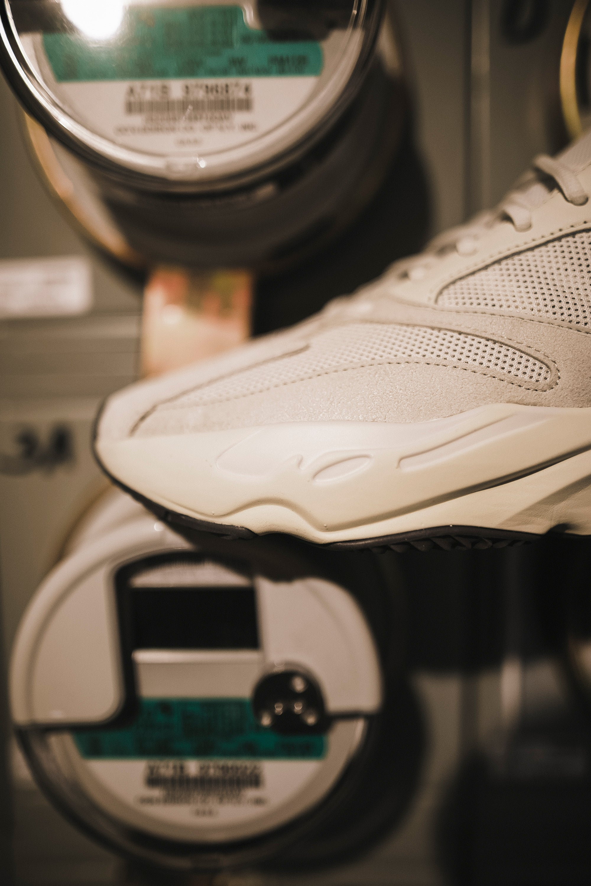 0f5c8bc0 The adidas YEEZY BOOST 700