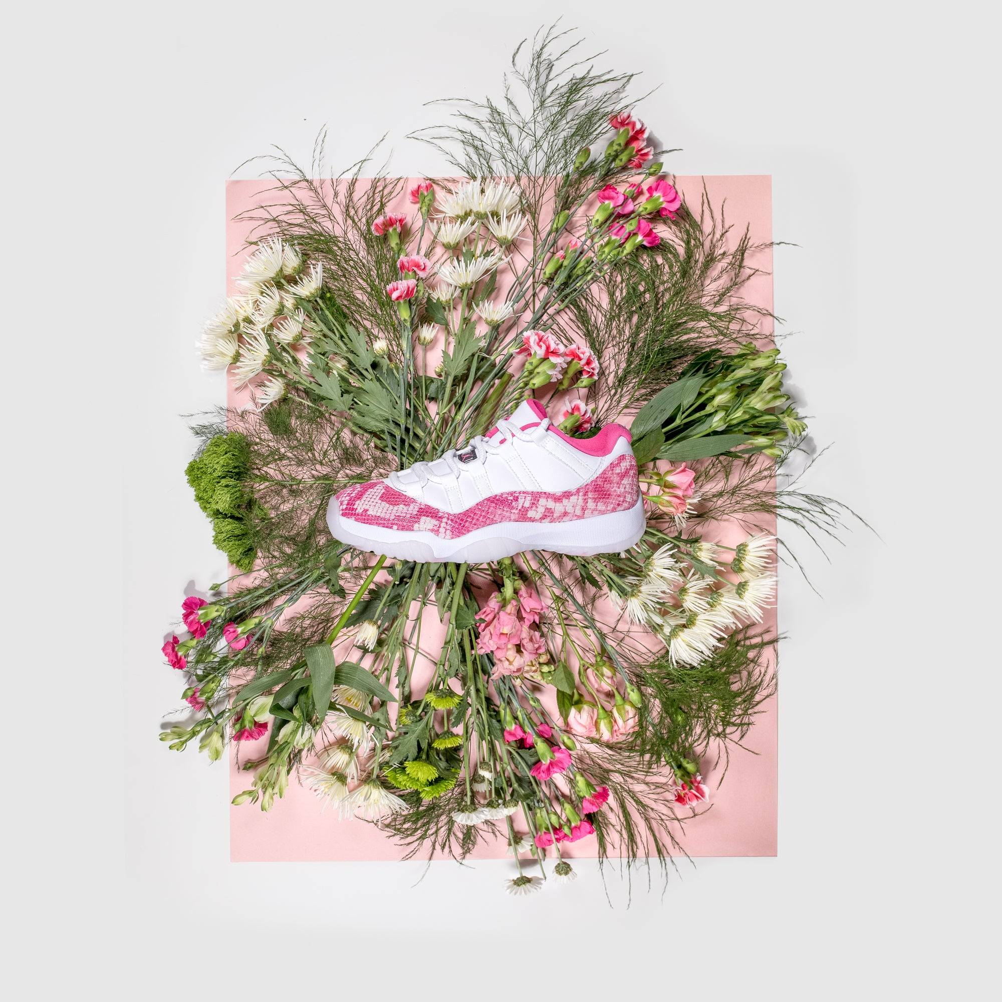 fa115607f59 The Air Jordan Women's XI Low Snakeskin is the first AJXI Low to release in  full women's sizing. Releasing May 7th. Enter the draw via EB Releases.
