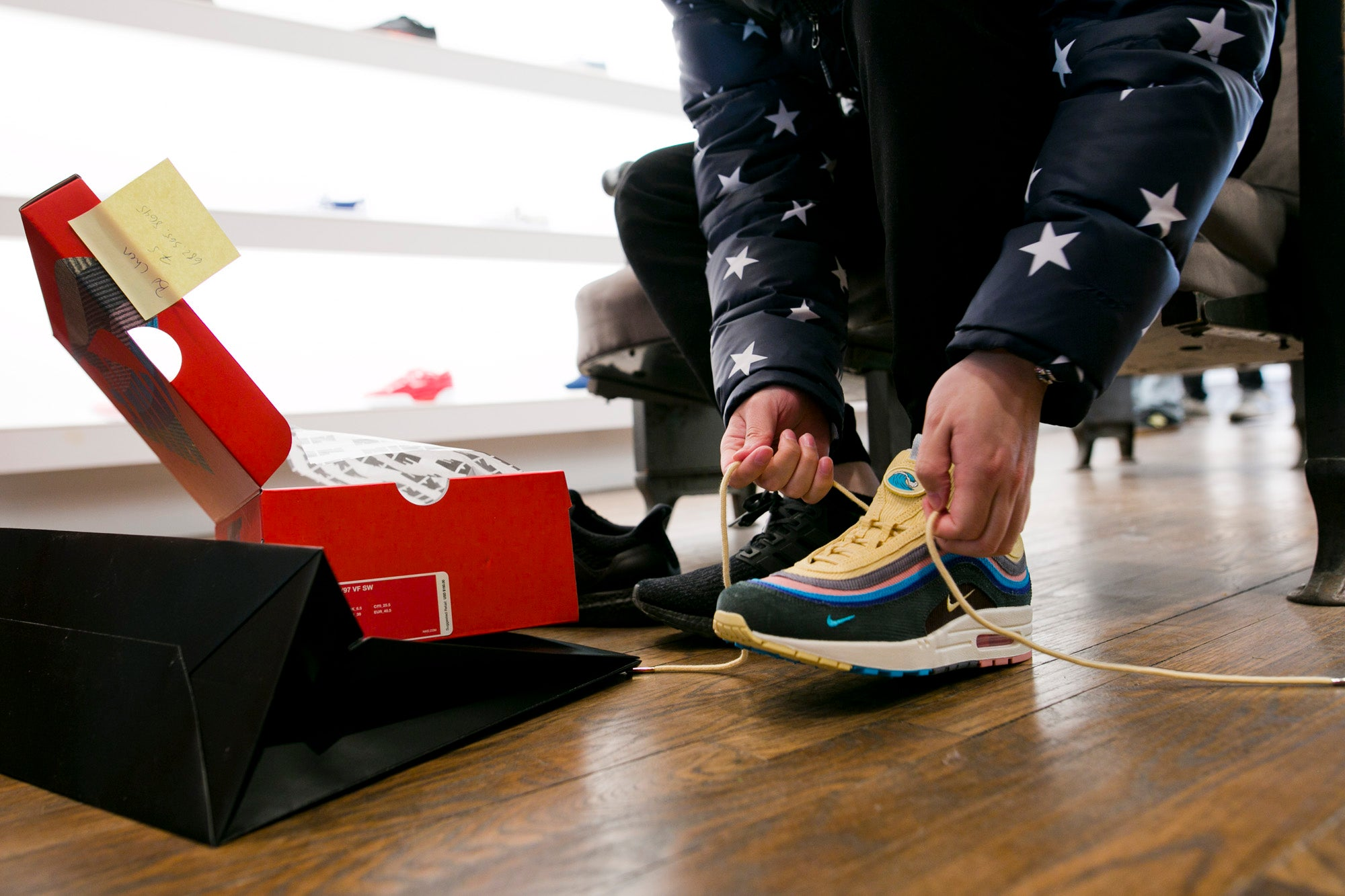 48b1d1a37d Check out the recap from our special installation for the Air Max 1 Atmos