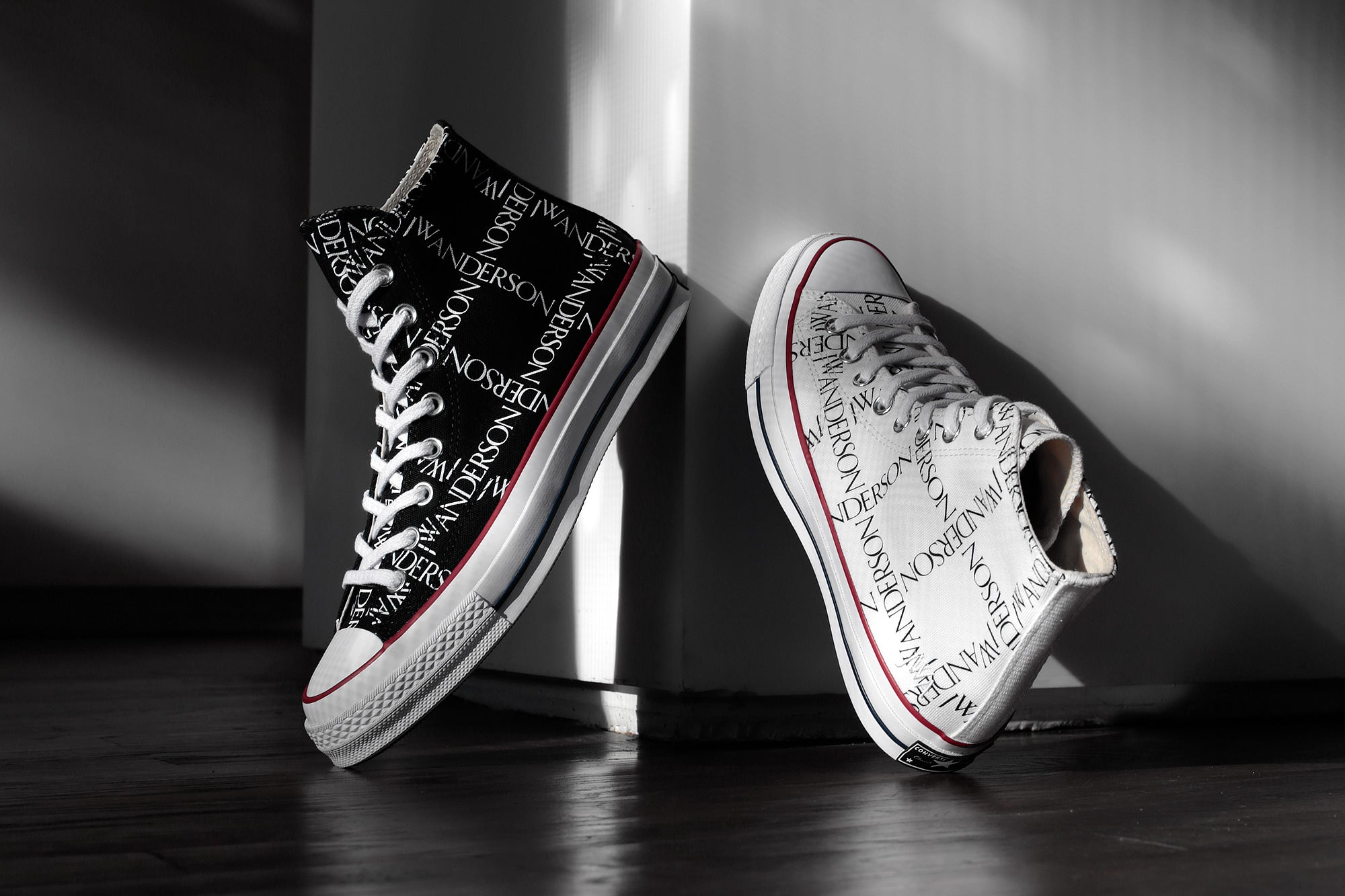 Converse x JW Anderson Chuck 70 Logo Grid - Available Now 183b385bc