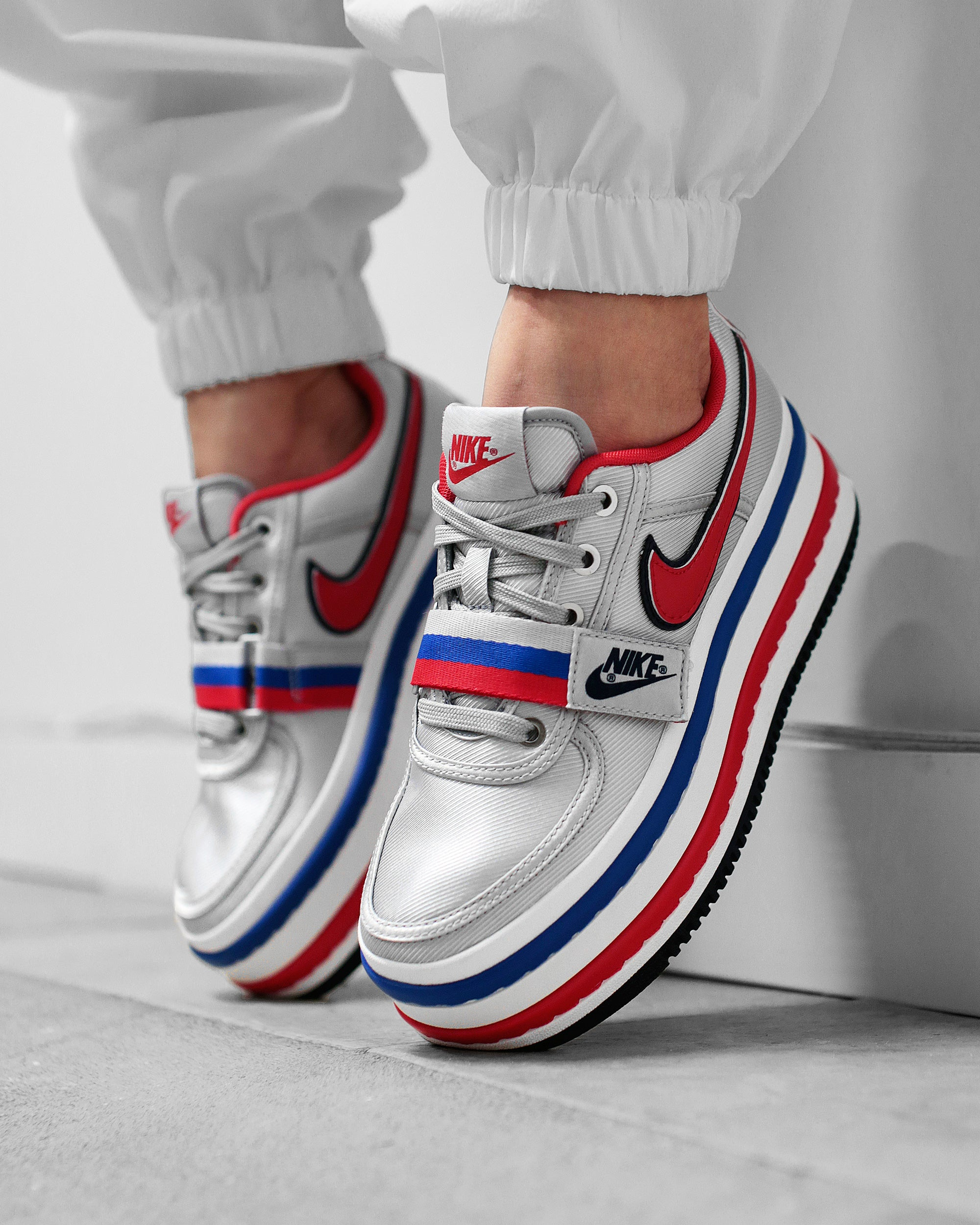 """buy online f5bff 8132e The Nike Womens Vandal 2K """"Double Stack"""" (120) Releasing Saturday, 55 at  124B Allen Street. First come, first serve."""