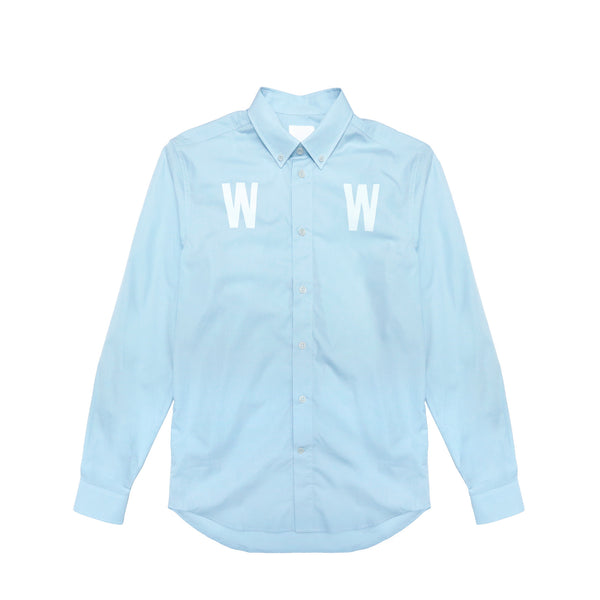 Wood Wood Men's Dorset shirt- Skyway