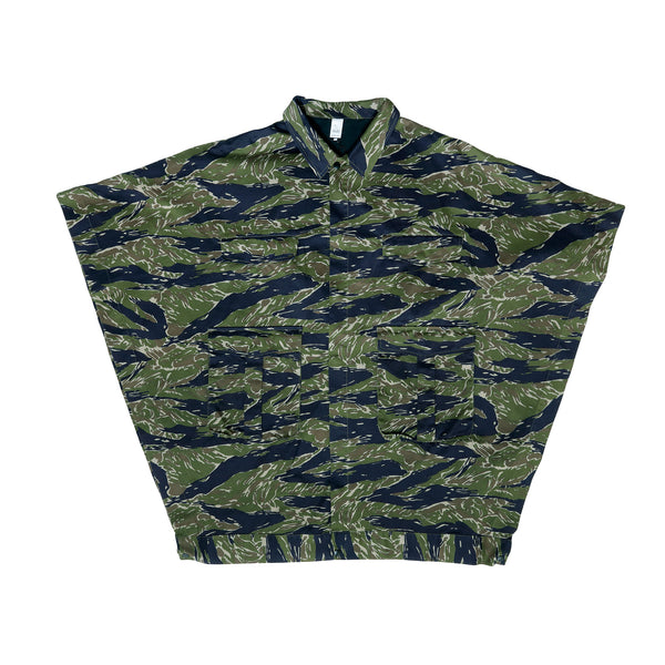 Magic Stick BDU Poncho- Green