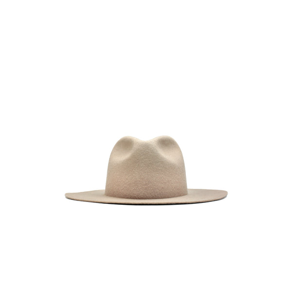 Magic Stick Wide Brim Hat- Camel