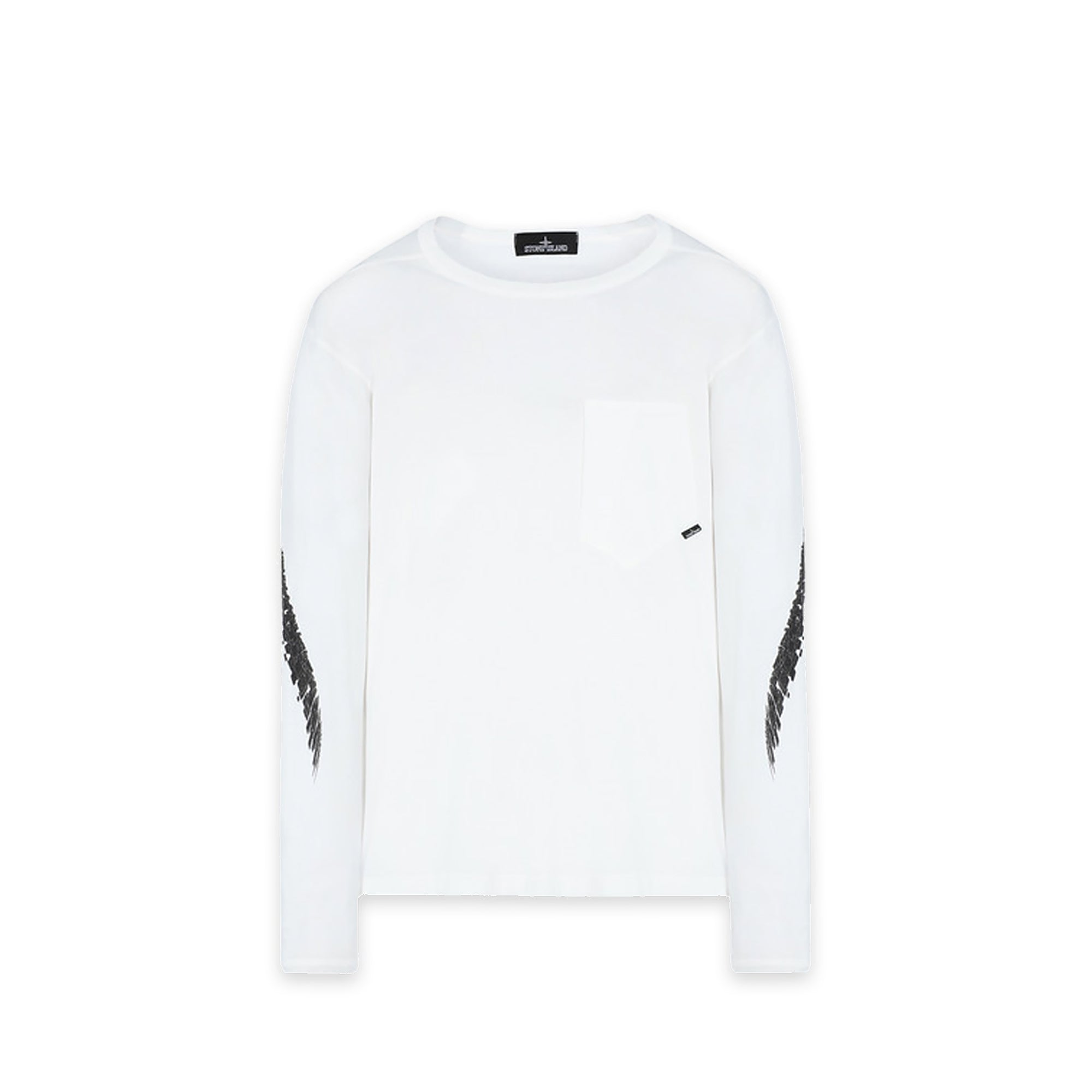 374890cd Stone Island Shadow Project Printed L/S T-Shirt [20210]
