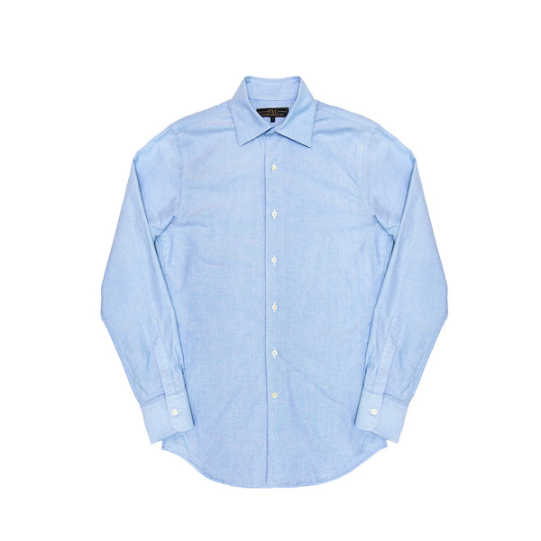 Freemans Sporting Club Men's Oxford Hopkins Shirt - Blue