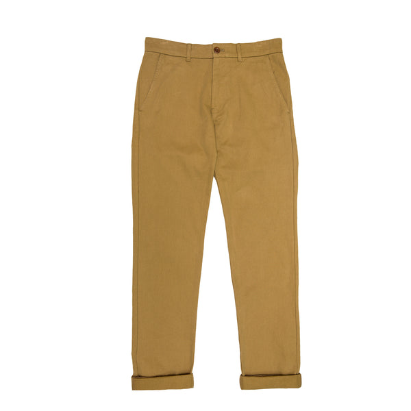 Freemans Sporting Club Men's Winchester Pant - Cornhusk