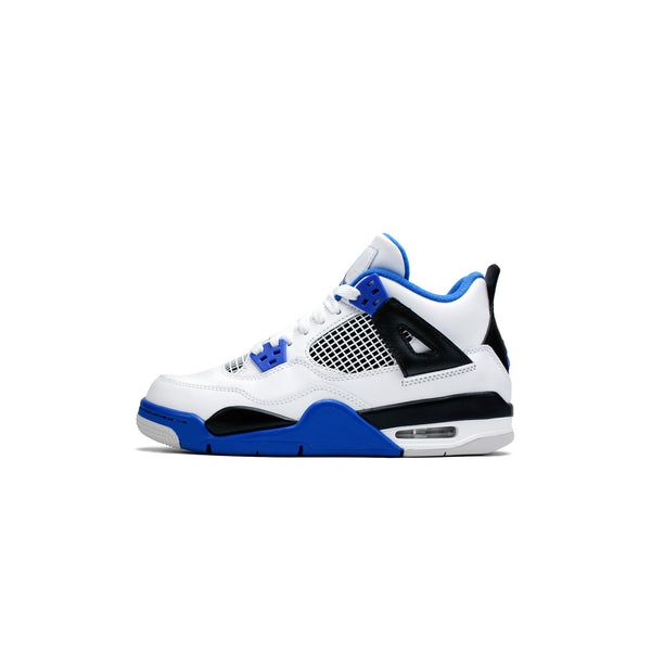 "Air Jordan Youth 4 Retro ""Motorsports"" [408452-117]"