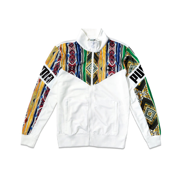Puma x COOGI Men's Track Jacket- White
