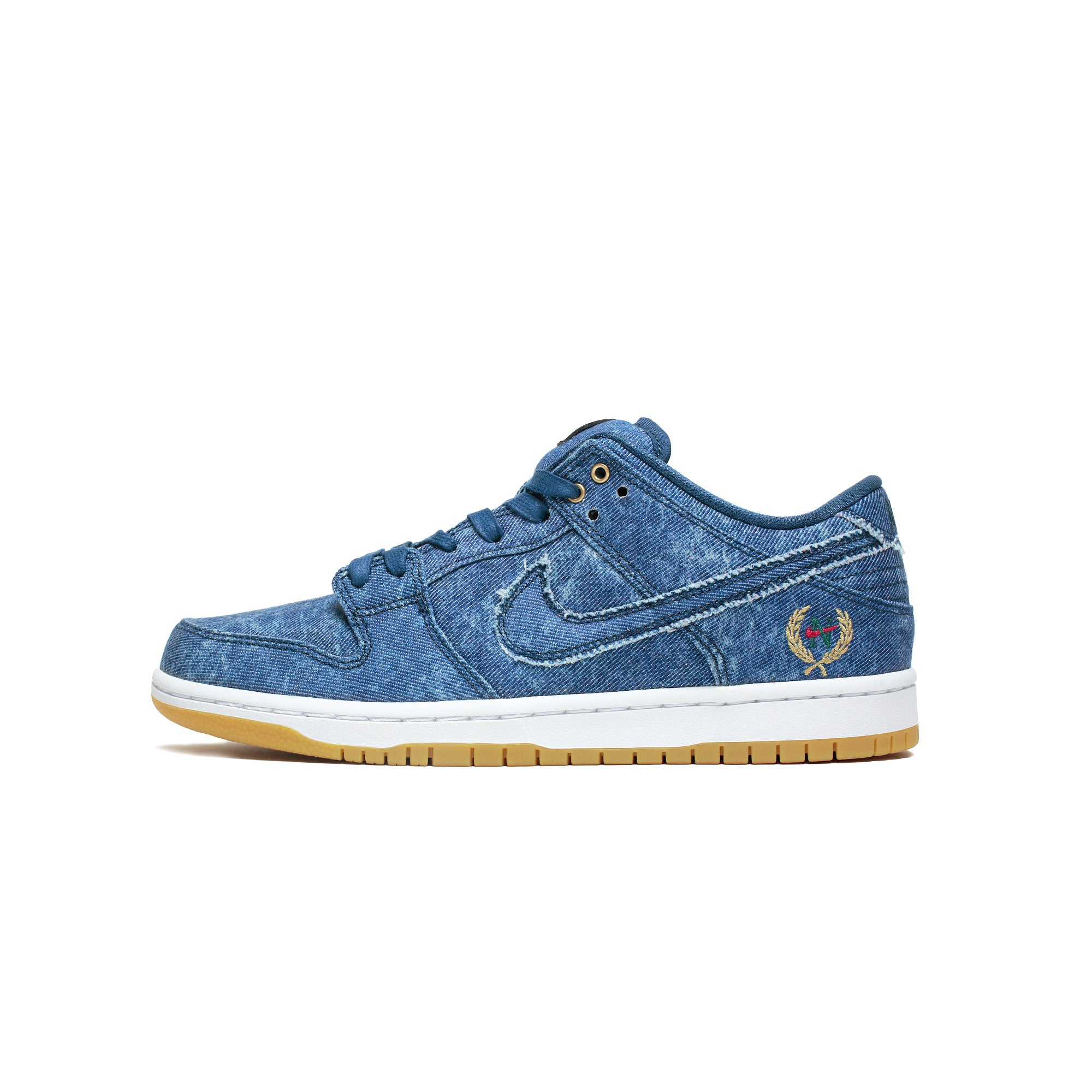 best website ed251 ba78d Nike Dunk Low Sb Denim | Parallax Inc