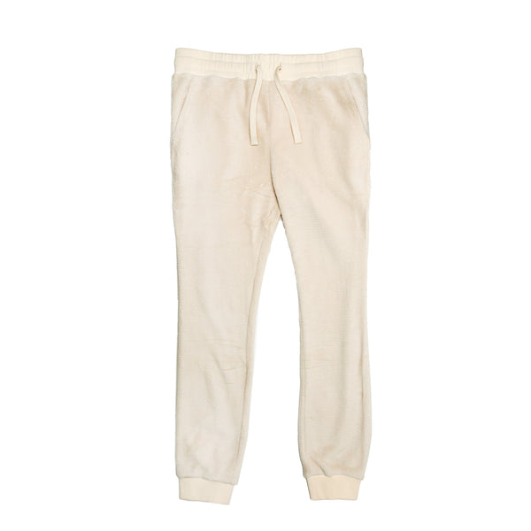 Atelier New Regime Polar Fleece Pants - Cream