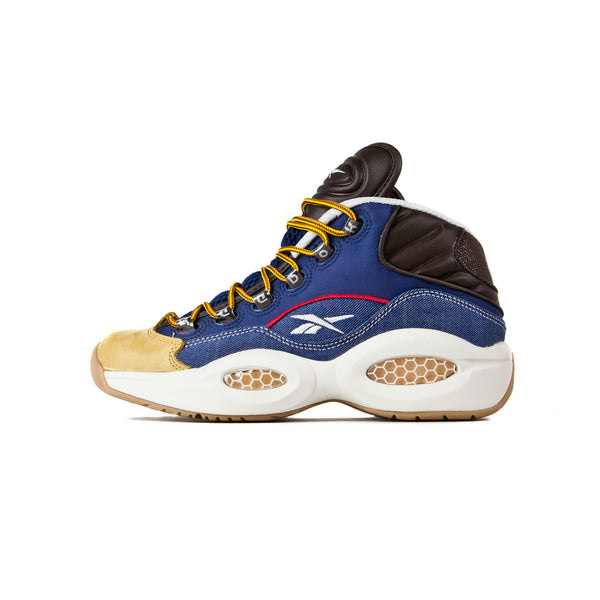 "Reebok Men's Question Mid ""Dress Code"" [AR0252]"