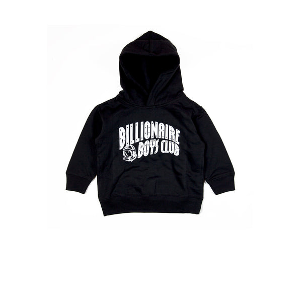 Billionaire Boys Club Kids Arch Pullover Hoodie- Black