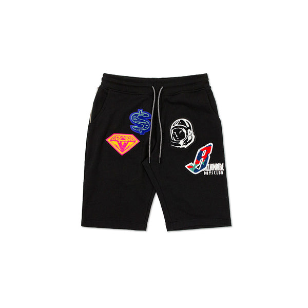 Billionaire Boys Club Excess Shorts - Black