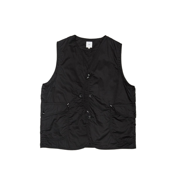 Blurhms Men's Spruce Vest - Black