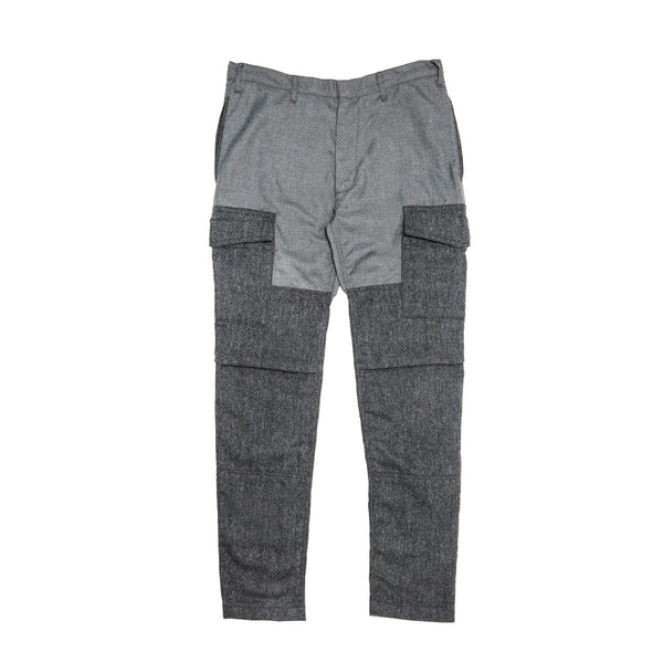 Blurhms, 6P Field, Pants, Charcoal, Slacks