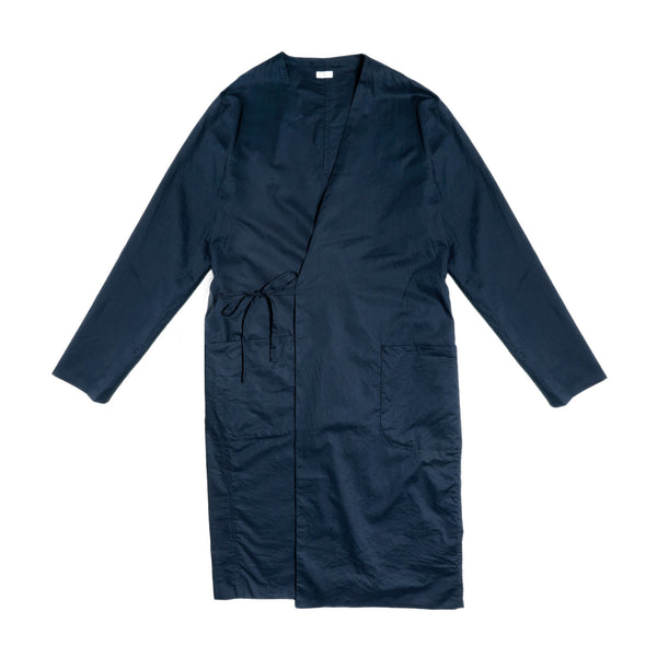 Blurhms Men's Two-Ply Samue Coat- Navy