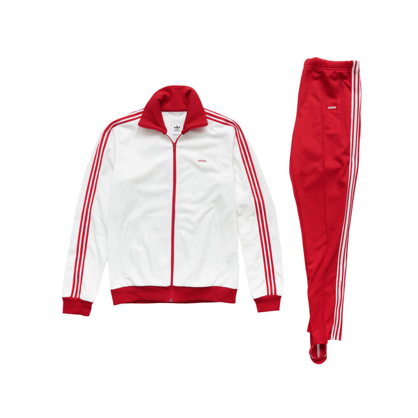 Adidas x Made in Germany London Track Suit - White/Red