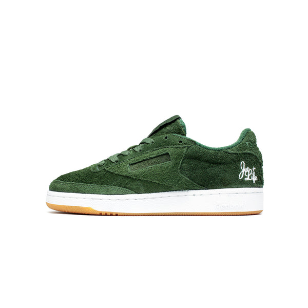 "Curren$y x Reebok Men's ""Jet Life"" Club C 85 JL [BS7338]"