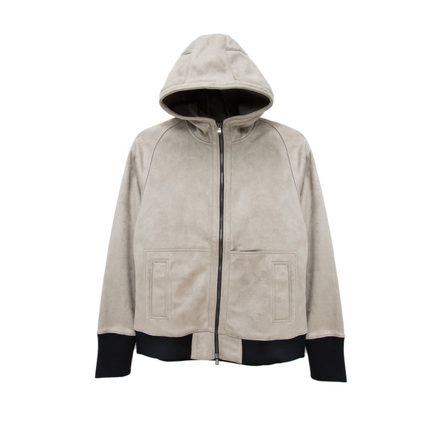 EFM Men's Ultra Hooded Zip - Stone