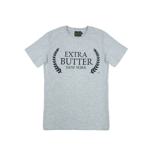 Extra Butter Official Selection Slim Fit Tee - Grey