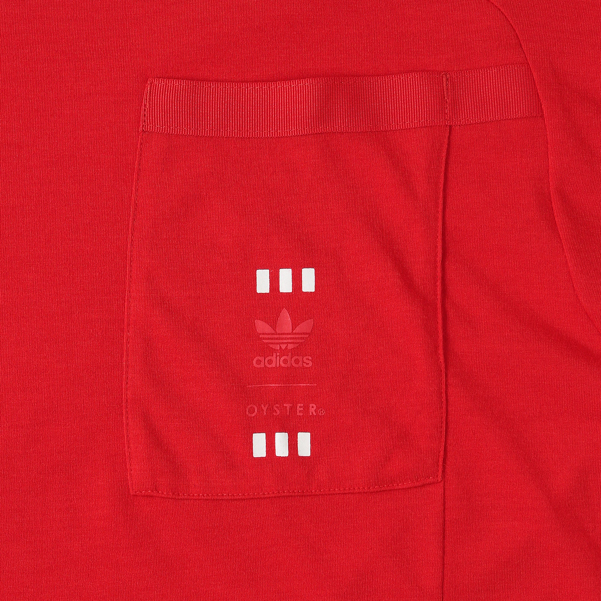 Adidas x Oyster Holdings Men's 72 Hour SS Tee [DU7891]