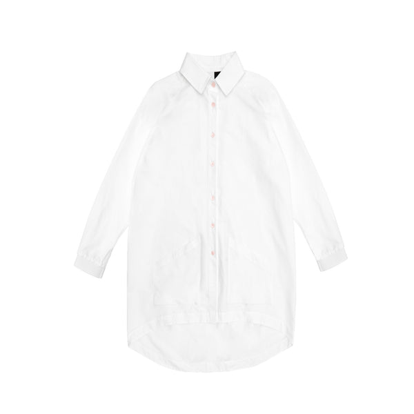 Extra Butter Women's Iona Long Dress Shirt