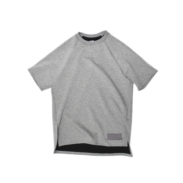 Extra Butter Molly Focus Shirt - Light Grey